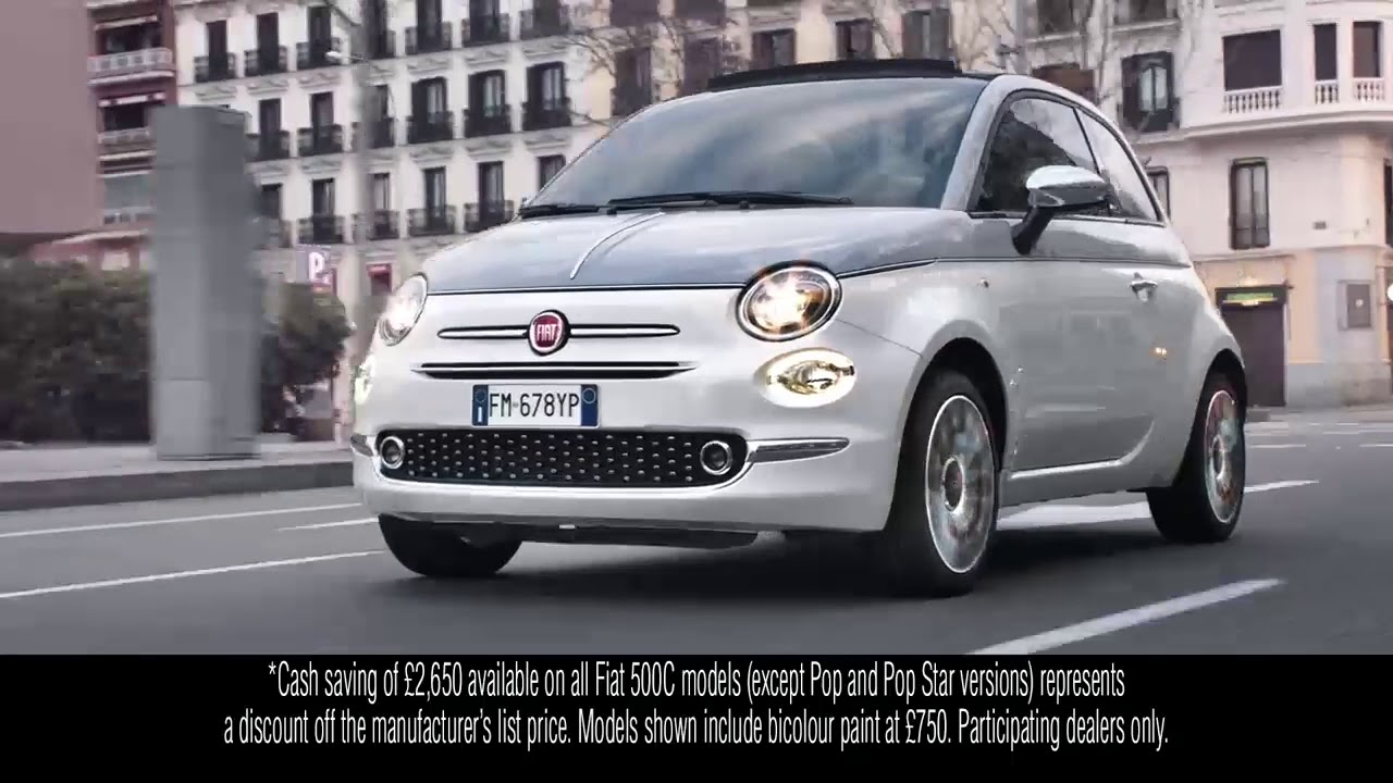 Fiat 500 Collezione Here S Looking At You