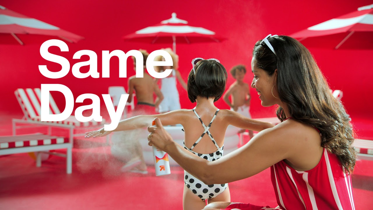 Target Christmas Commercial 2018.Target Run Same Day Tv Advert Music