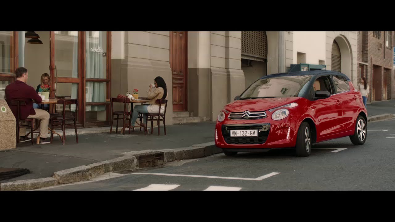 Citroen Tv Advert Music