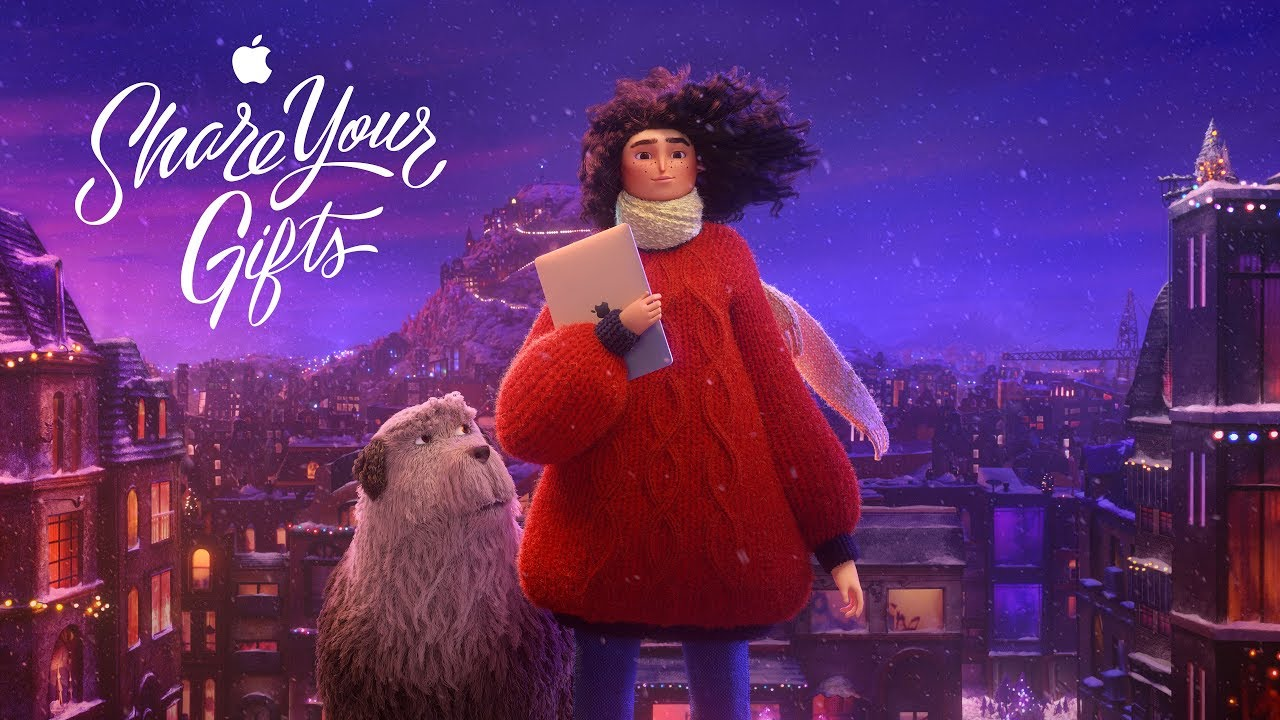 New Apple Commercial Song >> Apple Commercial Song Holiday 2018 Share Your Gifts Tv Advert Music