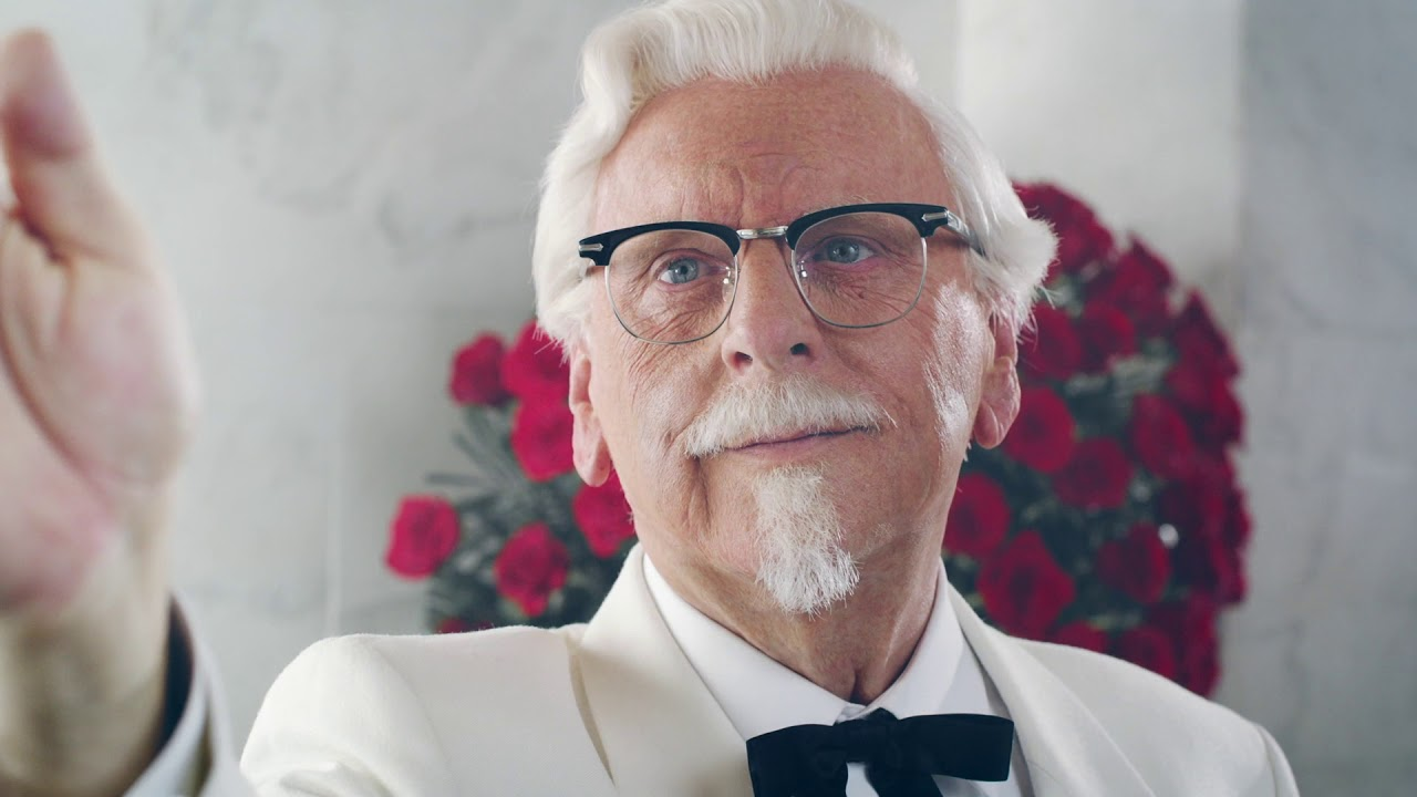 Whos The Colonel Of The Kfc Christmas Commercial 2020 2020 KFC Advert Music – TV Advert Music