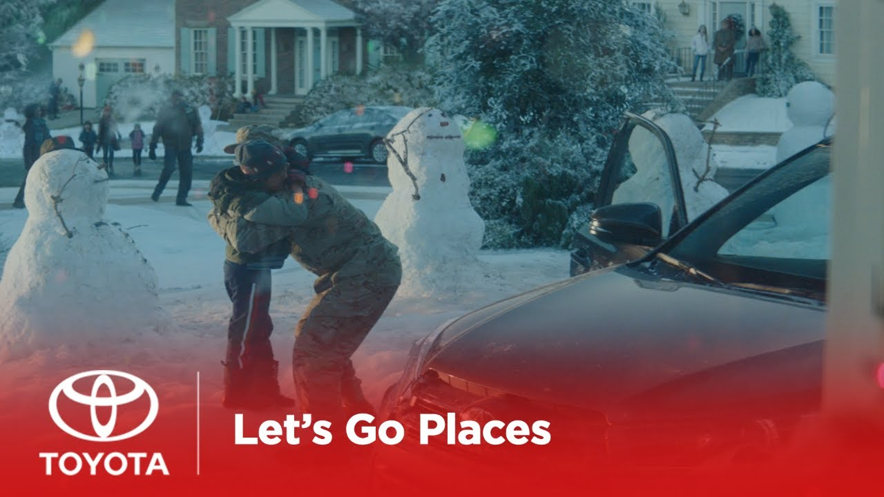 Toyota Camry Commercial Song >> Toyota Commercial Song Holidays 2018 Toyotathon Tv Advert Music