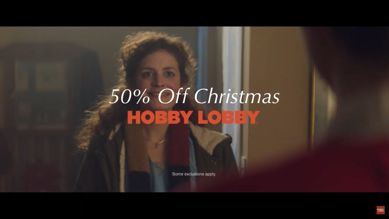 Christmas Commercial 2020 2020 Hobby Lobby Commercial Songs – TV Advert Music