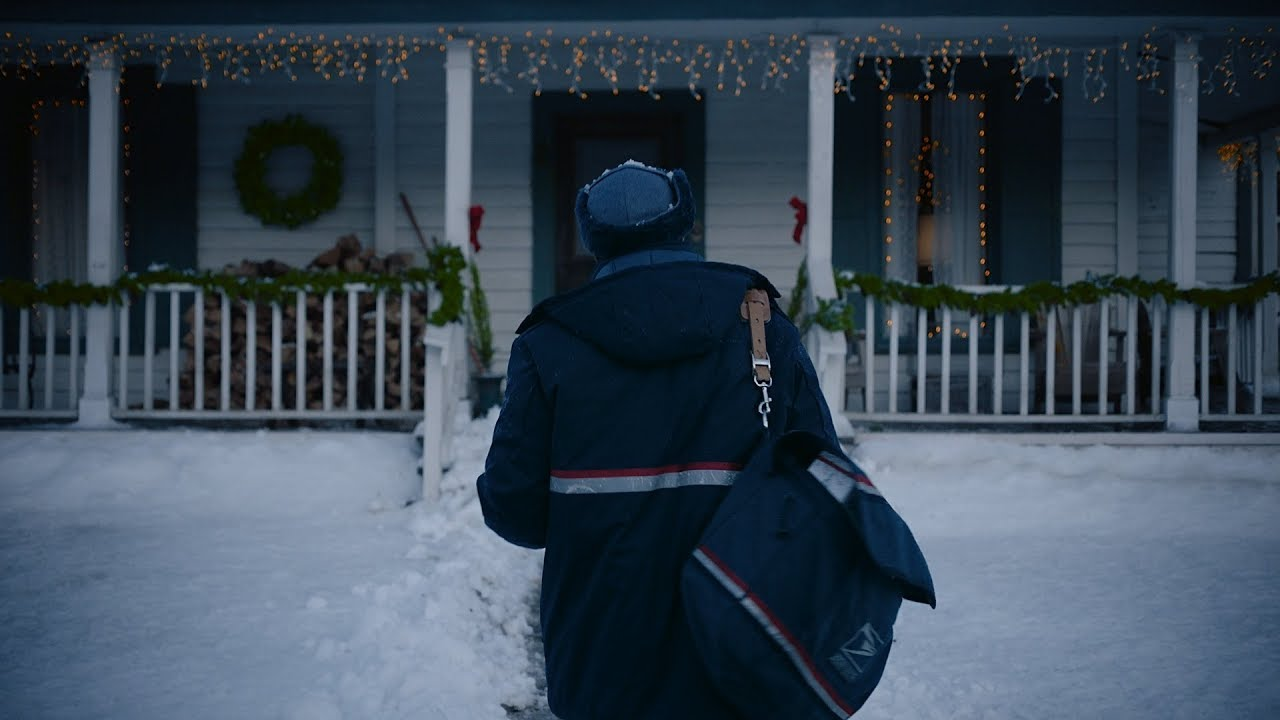 Usps Christmas Commercial 2020 USPS Commercial Song – Bring Your Holidays Home – TV Advert Music
