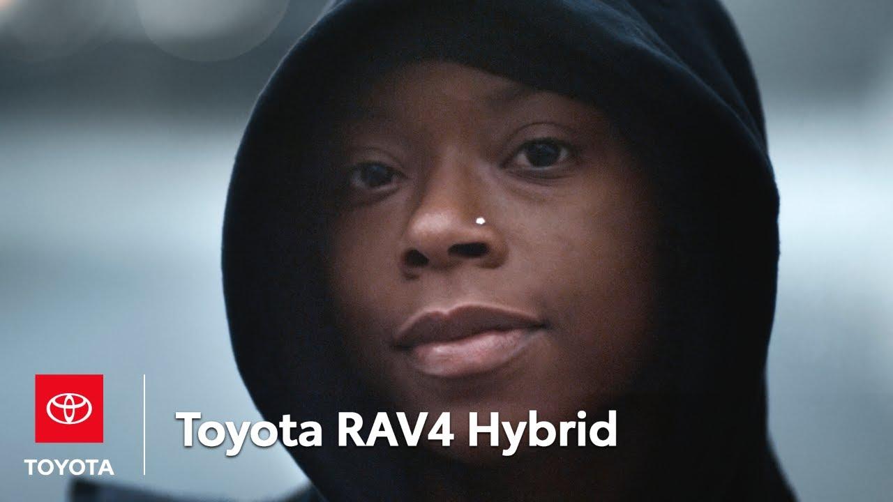 Toyota Rav4 Hybrid Super Bowl 2019 Commercial Antoinette Toni