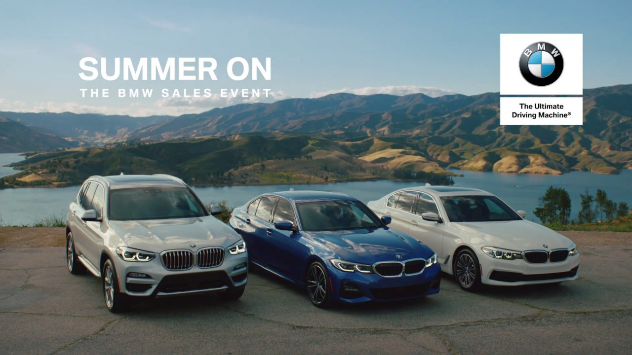 Bmw Advert 2020 Song
