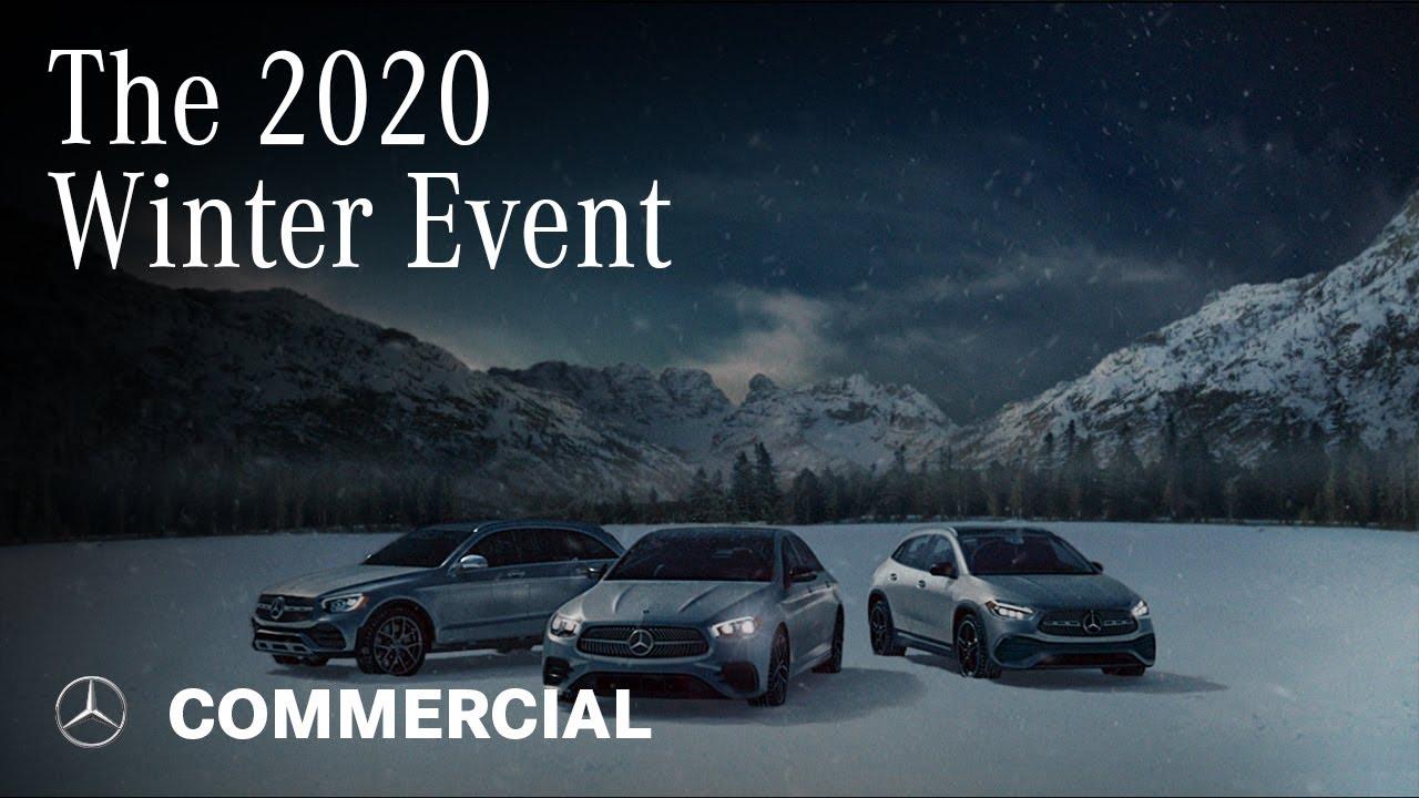 Christmas Car Commercials 2021 2021 Mercedes Advert Music Tv Advert Music